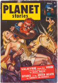 Pulps:Science Fiction, Planet Stories V3#12 Yakima Pedigree (Fiction House, 1948) Condition: FN-....