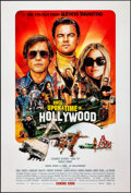 """Movie Posters:Drama, Once Upon a Time...in Hollywood (Columbia, 2019). Rolled, VeryFine/Near Mint. One Sheet (27"""" X 40"""") DS, Teaser, Stev..."""