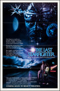 "Movie Posters:Science Fiction, The Last Starfighter (Universal, 1984). Folded, Very Fine+. OneSheet (27"" X 41"") Advance. Science Fiction.. ..."