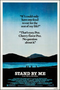 """Movie Posters:Adventure, Stand By Me (Columbia, 1986). Folded, Very Fine-. One Sheet (27"""" X41""""). Adventure.. ..."""