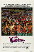 "Movie Posters:Action, The Warriors (Paramount, 1979). Folded, Fine+. One Sheet (27"" X41""). David Jarvis Artwork. Action.. ..."