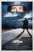 """Movie Posters:Thriller, The Hitcher & Other Lot (Tri-Star, 1986). Folded, Very Fine.One Sheets (3) (27"""" X 41"""") SS. Thriller.. ... (Total: ..."""