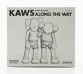 Collectible:Contemporary, KAWS (b. 1974). Along the Way, set of three, 2019. Painted cast vinyl. 10-1/2 x 9 x 5 inches (26.7 x 22.9 x 12.7 cm) (ea... (Total: 3 Items)