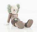 Collectible:Contemporary, KAWS (b. 1974). Holiday: Taipei, set of three, 2019. Painted cast vinyl. 5-1/2 x 7 x 5-1/2 inches (14 x 17.8 x 14 cm) (e... (Total: 3 Items)
