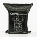 Collectible:Contemporary, KAWS (b. 1974). Together, set of three, 2018. Painted cast vinyl. 10 x 8 x 5 inches (25.4 x 20.3 x 12.7 cm) (each). Open... (Total: 3 Items)