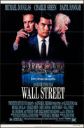 "Movie Posters:Crime, Wall Street & Other Lot (20th Century Fox, 1987). Folded, VeryFine-. One Sheets (2) (27"" X 41"") SS. Crime.. ... (T..."