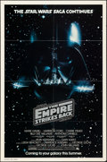 Movie Posters:Science Fiction, The Empire Strikes Back (20th Century Fox, 1980). Folded, ...