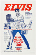 """Movie Posters:Elvis Presley, Tickle Me (Allied Artists, 1965). Folded, Very Fine. Military OneSheet (27"""" X 41"""") & Partial Three Sheet (41"""" X 53"""")..."""