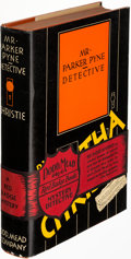 Books:Mystery & Detective Fiction, Agatha Christie. Mr. Parker Pyne, Detective. New York: 1934. First U. S. edition....