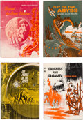 Books:First Editions, George Allen Hardcover First Editions Group of 4 (Avalon Press, 1965-67).... (Total: 4 Items)