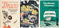 Phillip Jose Farmer Hardcover First Editions Group of 3 (Putnam/Ballantine, 1957-71).... (Total: 3 Items)