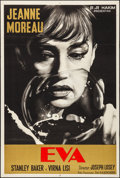 """Movie Posters:Drama, Eva & Other Lot (A. A. Asociados, 1963). Folded, Overall: VeryFine-. Argentinean One Sheet (29"""" X 43.25"""") & One Shee..."""