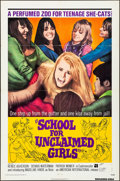 """Movie Posters:Bad Girl, School for Unclaimed Girls & Other Lot (American International,1973). Folded, Very Fine-. One Sheets (2) (27"""" X 41"""")..."""