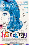 Movie Posters:Musical, Hairspray (Neil Simon Theater, 2002). Overall: Very Fine.