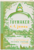 Books:First Editions, R. F. Jones The Toymaker First Edition (Fantasy Publishing Co. Inc., 1951)....