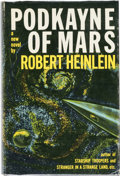 Books:First Editions, Robert A. Heinlein Podkayne of Mars First Edition (Putnam, 1963)....