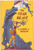 Books:First Editions, Robert A. Heinlein The Star Beast First Edition (Charles Scribner's Sons, 1954)....