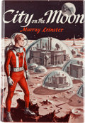 Books:First Editions, Murray Leinster City on the Moon First Edition (Avalon, 1957)....
