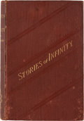 Books:First Editions, Camille Flammarion Stories of Infinity First Edition (Roberts Brothers, 1873)....
