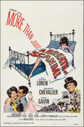 Movie Posters:Romance, A Breath of Scandal & Other Lot (Paramount, 1960). Folded,...