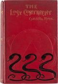 Books:First Editions, Cutcliffe Hyne The Lost Continent First Edition (Hutchinson & Co., 1900)....