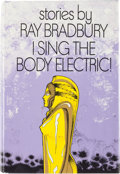 Books:First Editions, Ray Bradbury I Sing the Body Electric! Double Signed First Edition (Knopf, 1969)....