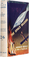 Books:First Editions, Barrington Beverley The Space Raiders First Edition (Philip Allan, 1936)....
