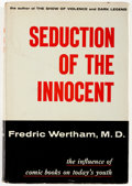 Golden Age (1938-1955):Miscellaneous, Seduction of the Innocent - First Edition With Bibliographical Note (Rinehart, 1953)....