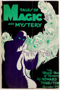 Pulps:Horror, Tales of Magic and Mystery Complete Series Bound Volume (Personal Arts Company, 1927-28)....