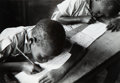 Photographs, Marc Riboud (French, 1923-2016). Ghana, circa 1960. Gelatin silver, printed later. 6-7/8 x 10 inches (17.5 x 25.4 cm). S...