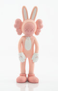 Collectible:Contemporary, KAWS (b. 1974). Accomplice (Pink), 2002. Painted cast vinyl. 9-1/2 x 3-1/2 x 2 inches (24.1 x 8.9 x 5.1 cm). Ed. 887/100...