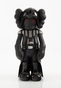Collectible:Contemporary, KAWS X Lucas Films. Darth Vader, 2007. Painted cast vinyl. 9-3/4 x 4-1/2 x 3-1/2 inches (24.8 x 11.4 x 8.9 cm). Stamped ...