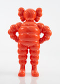 Collectible:Contemporary, KAWS (b. 1974). Chum (Pink), 2002. Cast resin. 12-5/8 x 8-1/4 x 4-1/4 inches (32.1 x 21 x 10.8 cm). Ed. 119/500. Stamped...