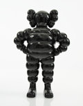 Collectible:Contemporary, KAWS (b. 1974). Chum (Black), 2002. Cast resin. 12-5/8 x 8-1/4 x 4-1/4 inches (32.1 x 21 x 10.8 cm). Edition of 500. Sig...
