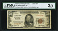 National Bank Notes:Pennsylvania, Butler, PA - $50 1929 Ty. 1 The Butler County NB Ch. # 4374 PMG Very Fine 25.. ...