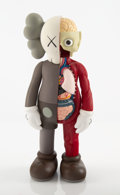 Collectible:Contemporary, KAWS (b. 1974). Dissected Companion, 2006. Painted cast vinyl. 14-3/4 x 6-1/2 x 3-1/2 inches (37.5 x 16.5 x 8.9 cm). Sta...