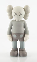 Collectible:Contemporary, KAWS (b. 1974). Five Years Later Companion (Grey), 2004. Painted cast vinyl. 14-3/4 x 6-1/2 x 3-3/4 inches (37.5 x 16.5 ...