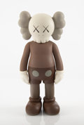 Collectible:Contemporary, KAWS (b. 1974). Five Years Later Companion (Brown), 2004. Painted cast vinyl. 14-3/4 x 6-1/2 x 3-3/4 inches (37.5 x 16.5...