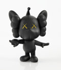 Collectible:Contemporary, KAWS (b. 1974). JPP (Black), 2008. Painted cast vinyl. 7-3/4 x 5 x 3 inches (19.7 x 12.7 x 7.6 cm). Stamped on the under...