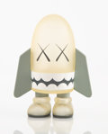 Collectible:Contemporary, KAWS (b. 1974). Blitz (Grey), 2004. Painted cast vinyl. 5-1/2 x 4-1/4 x 3-1/2 inches (14 x 10.8 x 8.9 cm). Stamped on th...