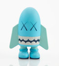 Collectible:Contemporary, KAWS (b. 1974). Blitz (Blue), 2004. Painted cast vinyl. 6 x 4-1/4 x 3-1/4 inches (15.2 x 10.8 x 8.3 cm). Stamped on the ...