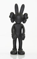 Collectible:Contemporary, KAWS (b. 1974). Accomplice (Black), 2002. Painted cast vinyl. 9-1/2 x 3-1/2 x 2 inches (24.1 x 8.9 x 5.1 cm). Ed. 154/50...