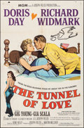 Movie Posters:Comedy, The Tunnel of Love & Other Lot (MGM, 1958). Folded, Fine/V...