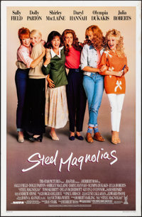 "Steel Magnolias & Other Lot (Tri-Star, 1989). Rolled & Folded, Very Fine-. One Sheets (2) (27"" X 41"")..."