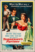 Movie Posters:Western, Tennessee's Partner (RKO, 1955). Folded, Very Fine-.