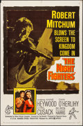 Movie Posters:War, The Night Fighters & Other Lot (United Artists, 1960). Fol...