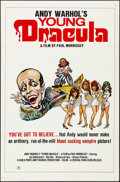 Movie Posters:Horror, Andy Warhol's Dracula & Other Lot (Central Park, 1974). Fl...