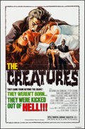 Movie Posters:Horror, The Creatures (Howard Mahler Films, 1975). Folded, Very Fi...