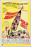 """Movie Posters:Rock and Roll, Hold On! (MGM, 1966). Folded, Fine. One Sheet (27"""" X 41""""). Rock andRoll.. ..."""