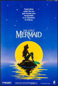 "Movie Posters:Animation, The Little Mermaid & Other Lot (Buena Vista, 1989). Rolled,Very Fine. Mini Posters (2) (17"" X 40""). John Alvin Artwo..."